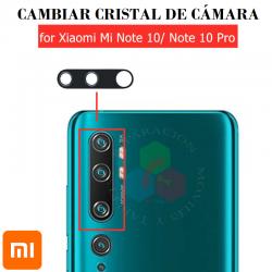 CAMBIAR CRISTAL DE CÁMARA...
