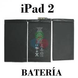 iPad 2-BATERÍA