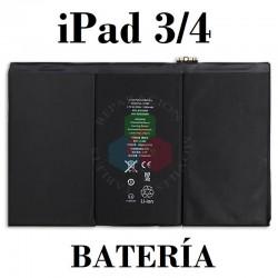 iPad 3/4-BATERÍA