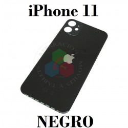 iPhone 11-TAPA DE CRISTAL...
