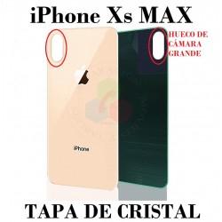 iPhone Xs Max-TAPA TRASERA...