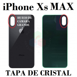 iPhone Xs MAX -TAPA TRASERA...