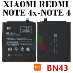 XIAOMI REDMI 4X / NOTE...