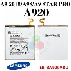 SAMSUNG A9 2018 A920-BATERIA