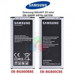 SAMSUNG S5 Mini G800-BATERIA