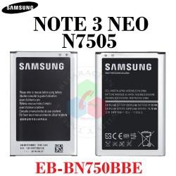 SAMSUNG 3 Neo N7505 , Note...