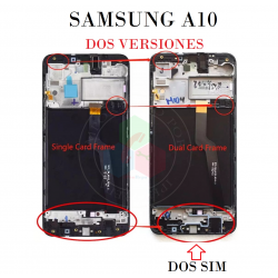 SAMSUNG A10-VERSION...
