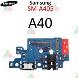 SAMSUNG A40 A405-PLACA DE...