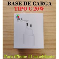 BASE DE CARGA TIPO C...