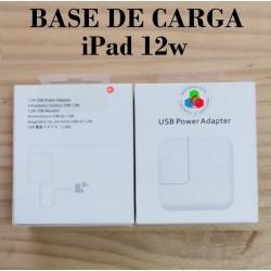BASE DE CARGA IPAD 1/2/3/4-12W