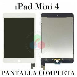 iPad Mini 4-PANTALLA...