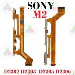 SONY M2-FLEX ENCENDIDO+VOLUMEN