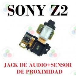 SONY Z2-Conector Jack...