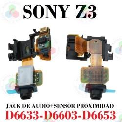 Sony Xperia Z3/Z3Dual -JACK...