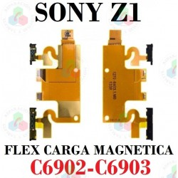 Sony Xperia Z1-Flex Carga...