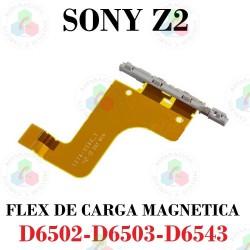 Sony xperia Z2 -Flex CARGA...
