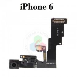 Cámara frontal iPhone 6