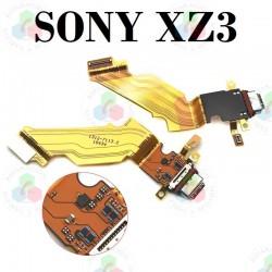 SONY XZ3-FLEX DE CARGA TYPO-C