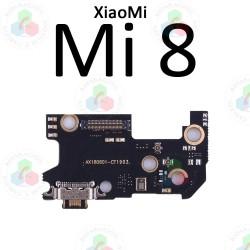 XIAOMI Mi 8 mi8-Placa de carga