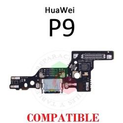 HUAWEI P9-PLACA DE CARGA...
