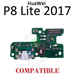 HUAWEI P8 LITE 2017 -PLACA...