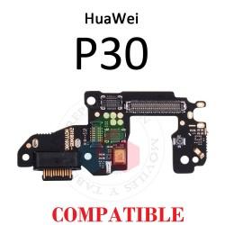 HUAWEI P30-PLACA DE CARGA