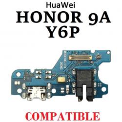 Huawei Y6P, Honor 9A-PLACA...