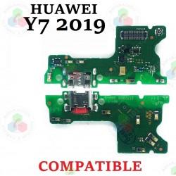 HUAWEI Y7 2019-PLACA DE CARGA