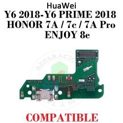 Huawei Y6 2018 Y6-Prime...