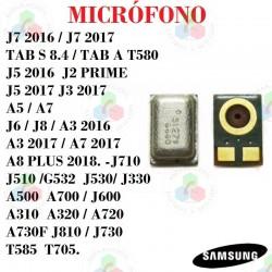 SAMSUNG-MICROFONO VARIOS...