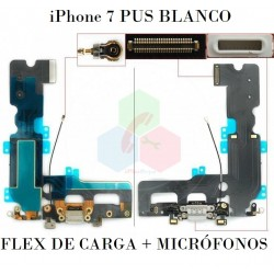 FLEX DE CARGA-iPhone 7...