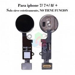 BOTON INICIO iPhone...