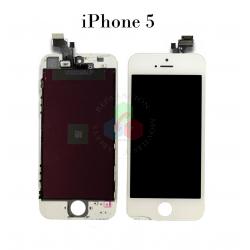 iPhone 5-PANTALLA BLANCO