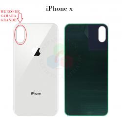 iPhone X-TAPA TRASERA DE...