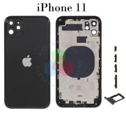 iPhone 11 - CARCASA NEGRA...