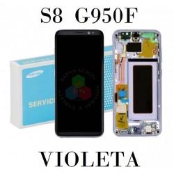 SAMSUNG S8 G950F-PANTALLA...