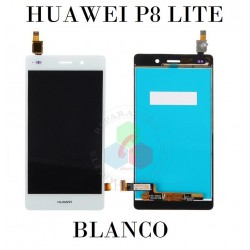 HUAWEI P8 LITE-PANTALLA BLANCO