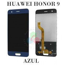 HUAWEI HONOR 9-PANTALLA AZUL