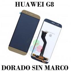 HUAWEI G8/Gx8-DORADO SIN MARCO