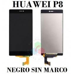 HUAWEI P8-NEGRO SIN MARCO