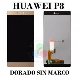 HUAWEI P8-DORADO SIN MARCO