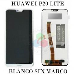 HUAWEI P20 LITE-BLANCO SIN...