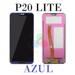 HUAWEI P20 LITE-AZUL SIN MARCO