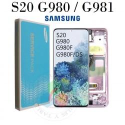 SAMSUNG S20 G980-PANTALLA...