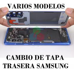 CAMBIO DE TAPA TRASERA EN...