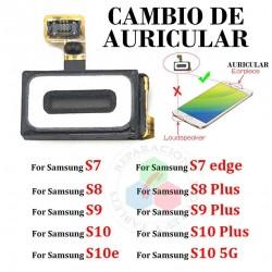 CAMBIO DE AURICULAR EN SAMSUNG
