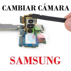 CAMBIO DE CÁMARAS EN SAMSUNG