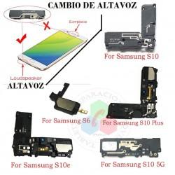 CAMBIO DE ALTAVOZ SAMSUNG...